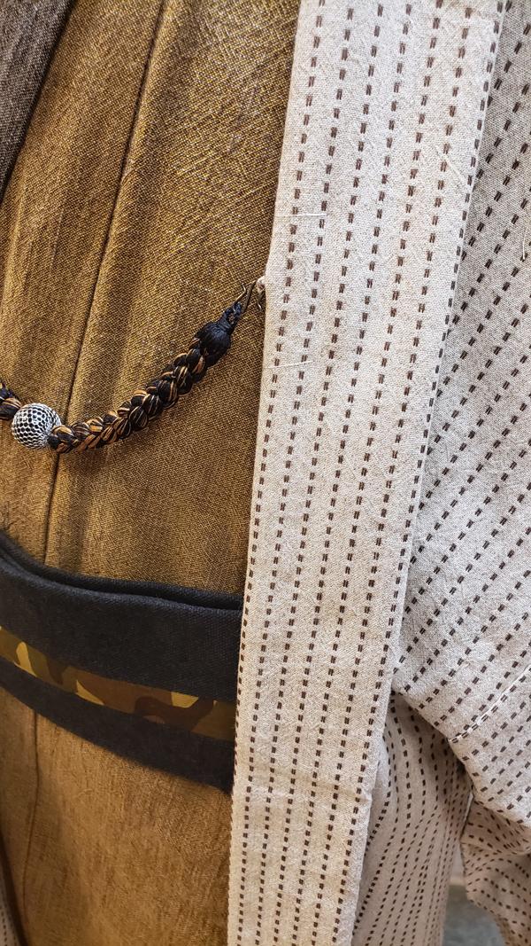 木綿羽織「SASHIKO」