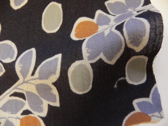 春夏木綿「烏瓜/Karasuuri」color.40