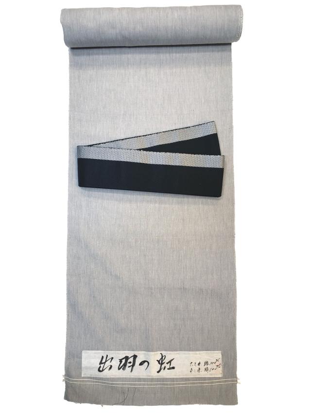 みちのく木綿(出羽の虹)綿絹織