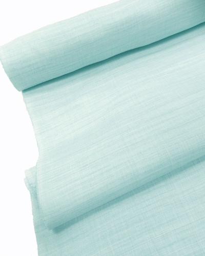 麻楊柳の着物「空色」