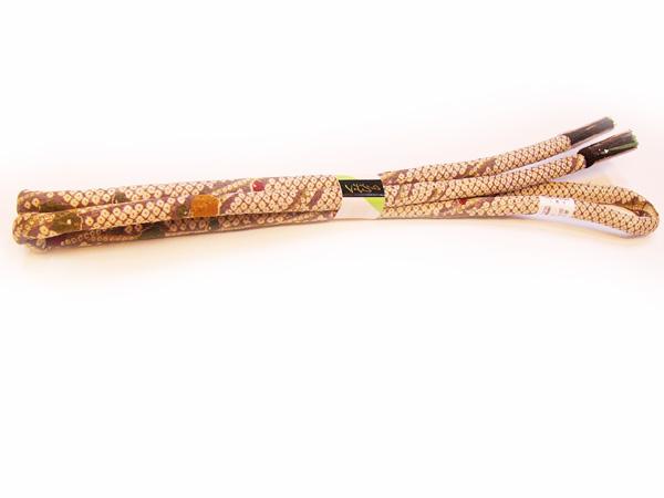 正絹 帯締め[OBJ-1015]