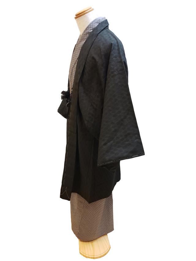 木綿羽織(繁菱/Shigebishimon)