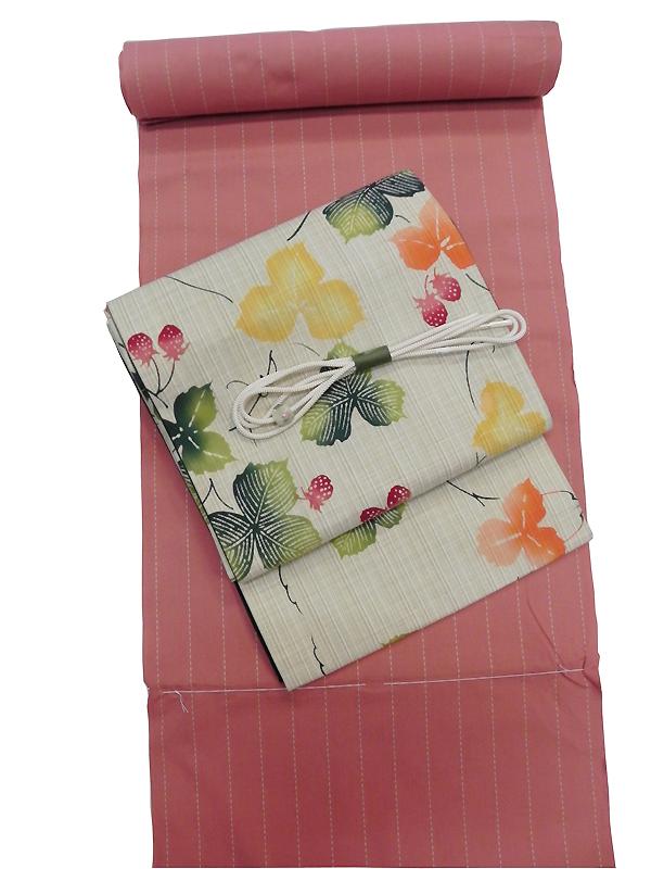 三勝型染京袋帯