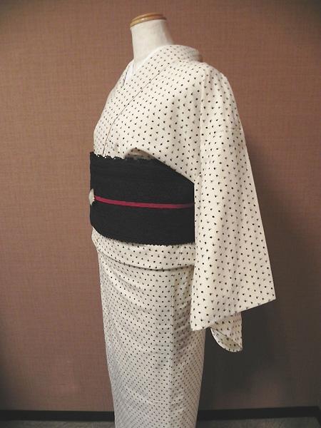 「匠」木綿着物[TUBU_KASURI]2000_1