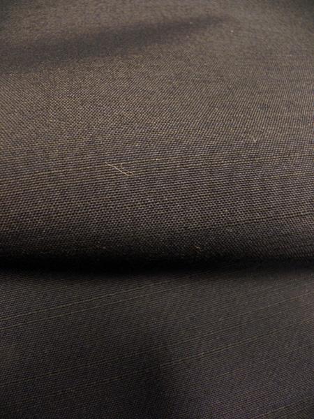 ウール着物(黒)