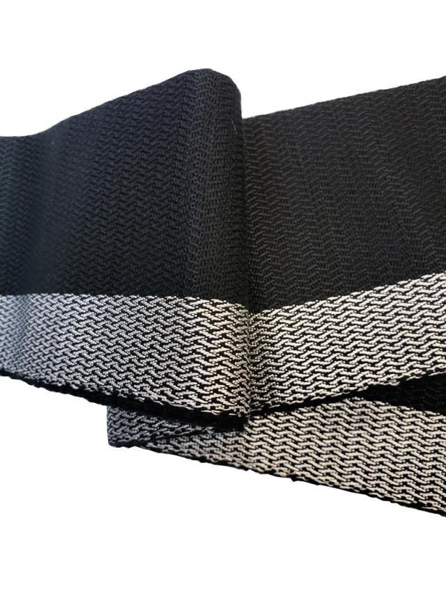 (みちのく)米澤織綿絹角帯