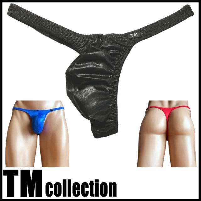 TMコレクション プロデュース オリジナル水着 WET Tフロント Tバック Swimwear Thong Bikini 115477