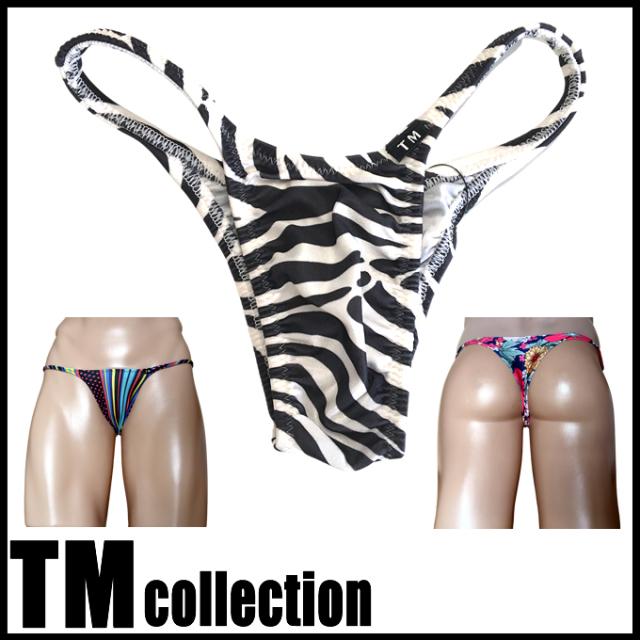 TMコレクション メンズビキニ YKS バラエティーパターン ハギ無しシャープ リオバック ver3 Mens Rio Bikini 325255