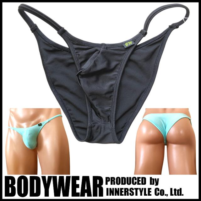 BODYWEAR メンズビキニ トリノクール サイドストリング ハーフバック Men's TRINOCOOL Bikini 3351115