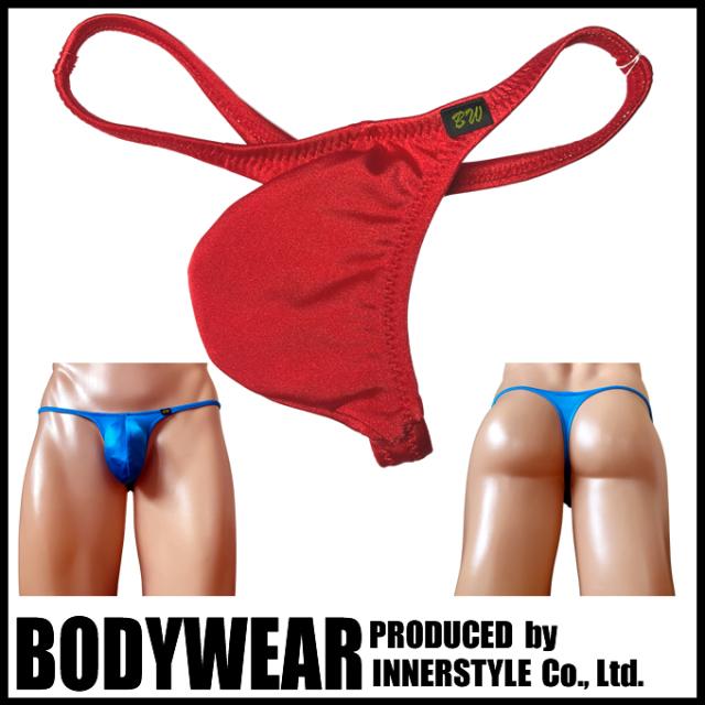 BODYWEAR メンズ水着 ブライトストレッチ Tフロント Tバック Men's Swimwear Thong 356001