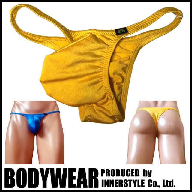 BODYWEAR メンズ水着 ブライトストレッチ Tフロント リオバック Men's Swimwear Rio Bikini 357002