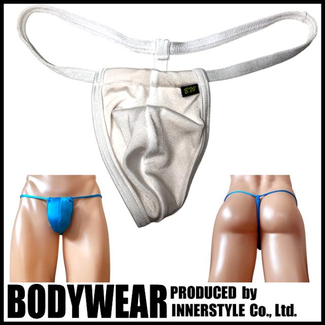 BODYWEAR メンズ水着 ブライトストレッチ Tフロント Gストリング Men's Swimwear Gstring 358003