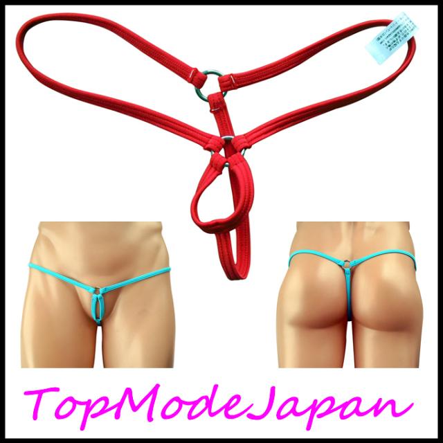 メンズ ONEループ Gストリング(8074)TopModeJapan/トップモードジャパン