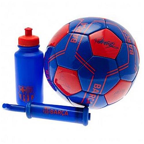 FCバルセロナ フットボールギフトセット