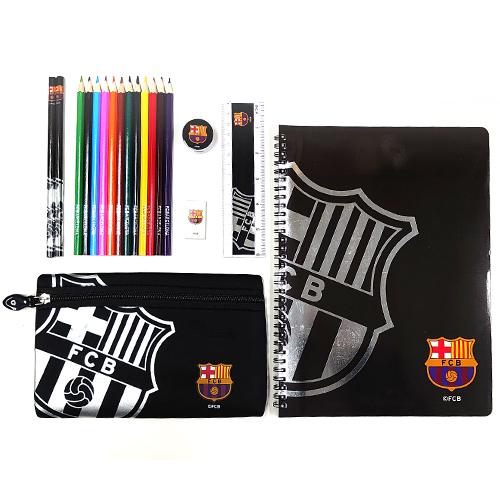 FCバルセロナ アルティメット ステーショナリーセット RT