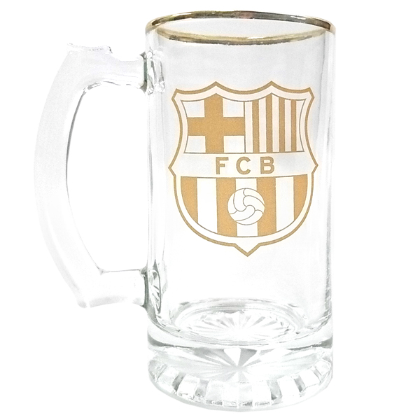 FCバルセロナ パイントグラス