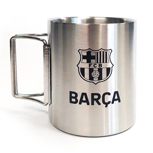 FCバルセロナ ステンレスマグ