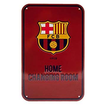 FCバルセロナ ホームチーム控え室