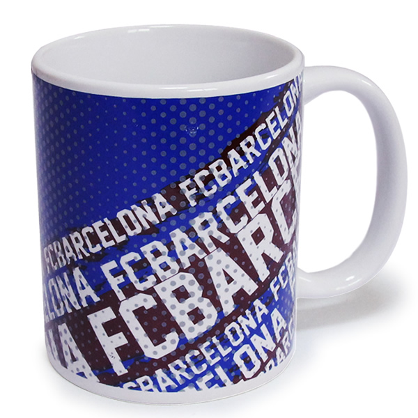 FCバルセロナ マグカップ (インパクト)