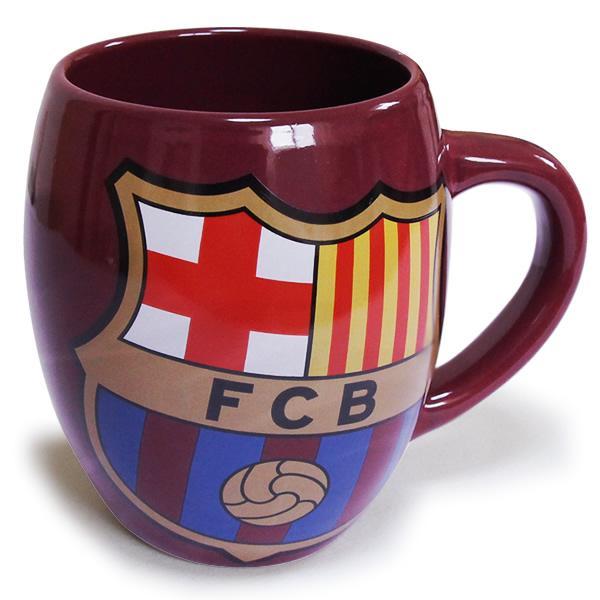 FCバルセロナ ティータブ マグカップ