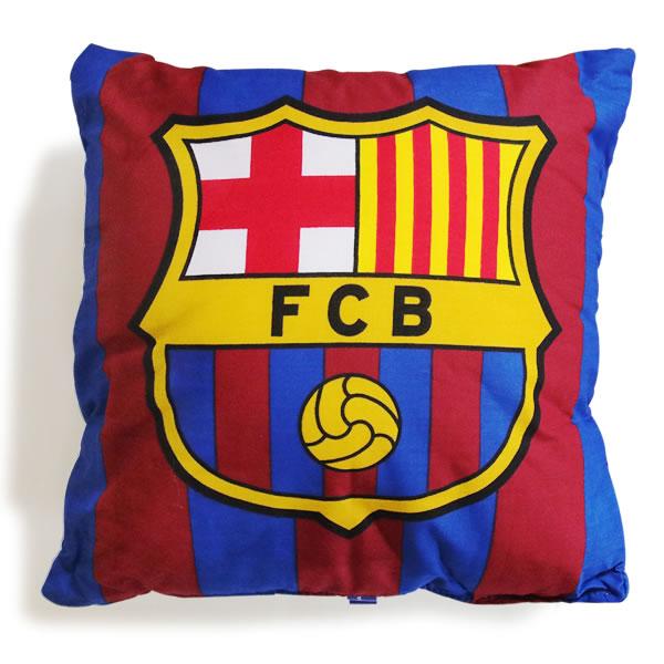 FCバルセロナ クッション (エンブレム)