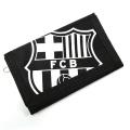 FCバルセロナ ナイロンウォレット (ブラック)