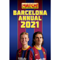 FCバルセロナ 年鑑 2021