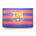 FCバルセロナ PU カードホルダー
