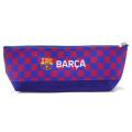 FCバルセロナ ペンケース (チェッカー)