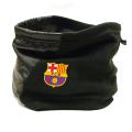 FCバルセロナ フリースネックウォーマー (ブラック/ブラック)