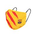 【バルサストア限定】 FCバルセロナ マスク (サニェーラ) - ジュニアサイズ(7-12歳用)