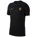 FCバルセロナ DRI-FIT コアマッチ Tシャツ (ブラック)