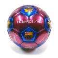 FCバルセロナ 1号球 サインプリント (レッド/ブルー)