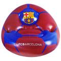 【再入荷】 FCバルセロナ インフレタブルチェア (楕円型)