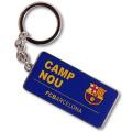 FCバルセロナ キーリング (ストリートサイン)