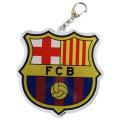 FCバルセロナ アクリル BIG キーリング