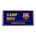 FCバルセロナ ピンバッジ (ストリートサイン)