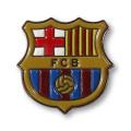 FCバルセロナ ピンバッジ (エスクードWH)
