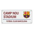 FCバルセロナ ストリートサイン