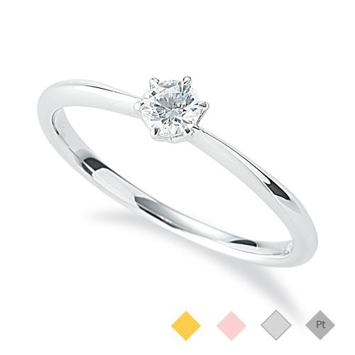 エンファンス「エンゲージリング婚約指輪」