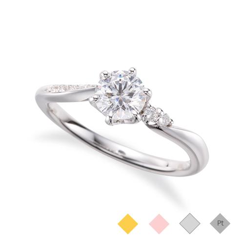 トゥション「エンゲージリング婚約指輪」