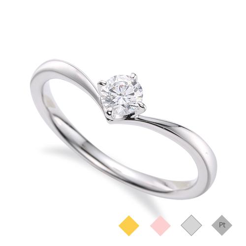 ミンス「エンゲージリング婚約指輪」