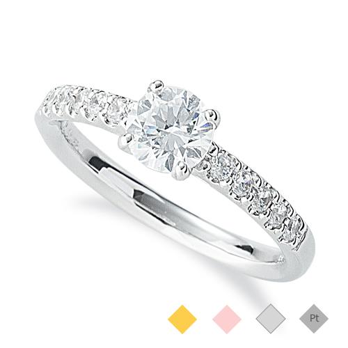 ルーク「エンゲージリング婚約指輪」