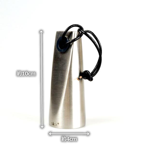 ZACK 20568 PREGO ドイツZACK社製モダンデザインのボトルオープナー