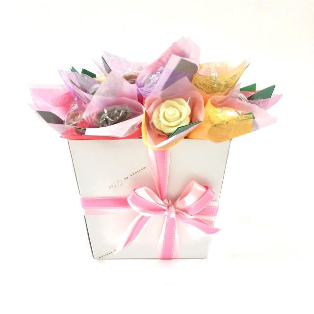 【特注】バラのショコラブーケ・20本