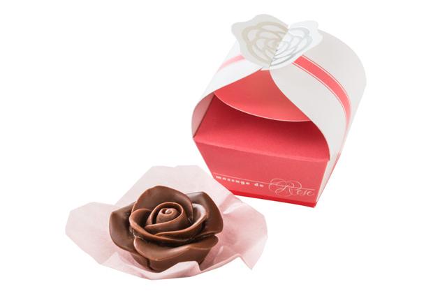 バラのチョコレート ミルク