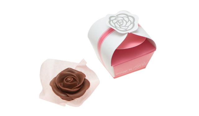 【予約商品】バラのチョコレート ミルク