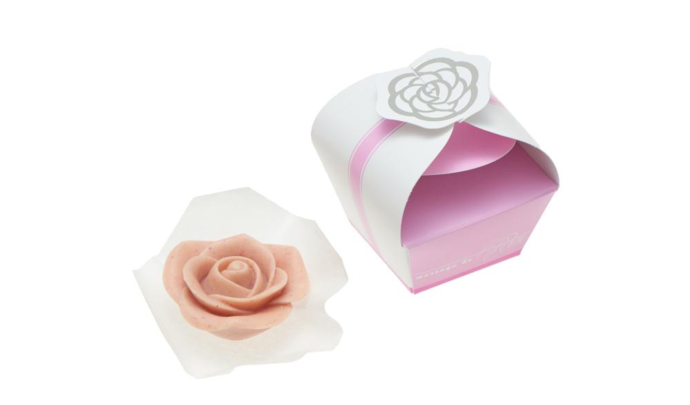 【予約商品】バラのチョコレート ラズベリー