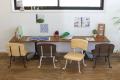 子供椅子(キッズ・ベビーチェア)ジミニーベビー/ウッド