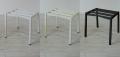 ダイニングチェア(学習椅子)ロンフレンチェア・K9用脚/3カラー